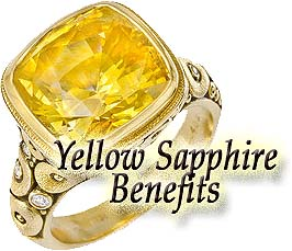 Yellow Sapphire , Benefits , Pukhraj , Gemstone Mumbai Dealer
