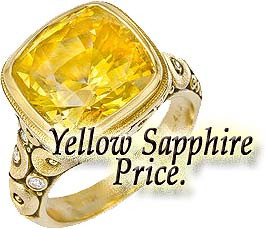 Price, Yellow Sapphire , Pukhraj Cost , Gemstone,  Wholesale Price